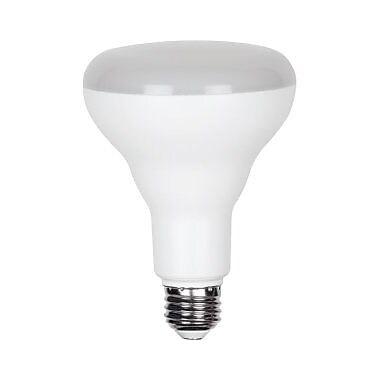 Luminance 11W White, LED BR30 Light Bulbs, 6/Pack, (L7523/RP6)