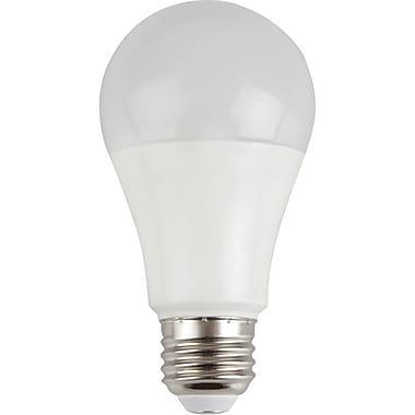 Luminance 9.5W White, LED A19 Light Bulbs, 20/Pack, (L7595/RP20)
