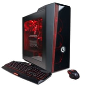 CyberPowerPC - PC de jeu SLC8540INC Gamer Supreme Liquid Cool, AMD Ryzen 7 1800X, 2To + 240Go, 32 Go, GTX 1080, Win10