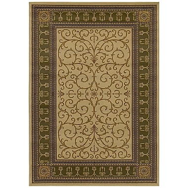 Darby Home Co Terrany Beige Area Rug; 5' x 8'