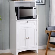 OS Home & Office Furniture Microwave/Coffee Maker Kitchen Island