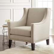 Home by Sean & Catherine Lowe Parker Arm Chair; Moon