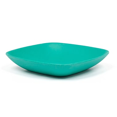 Bamboozle Dessert Bowl (Set of 4); Mint Leaf
