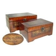 Cheungs Royale Wood 3 Piece Box Set