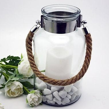 V-MoreInc. Glass/Metal Lantern