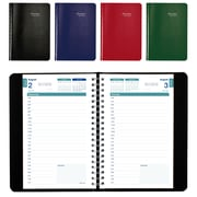 "Brownline 2017/2018 Academic Daily Appointment Planner, 8"" x 5"", English, Assorted Colours"