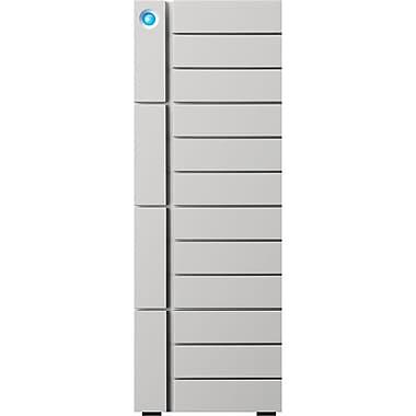 LaCie 12big Thunderbolt 3 96TB Desktop RAID Storage, 12-Bay (STFJ96000400)