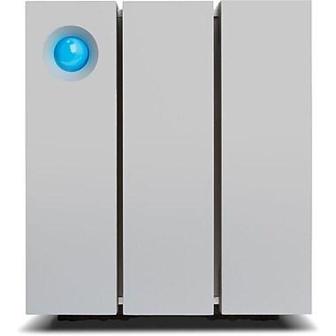 LaCie 2big Thunderbolt 2 16TB Desktop RAID Storage, 2-Bay (STEY16000100)