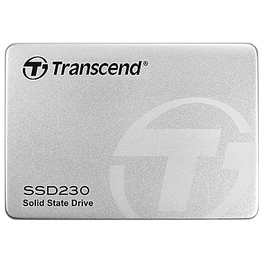 Transcend – Disque SSD interne SSD230 128 Go, 2,5 po (TS128GSSD230S)