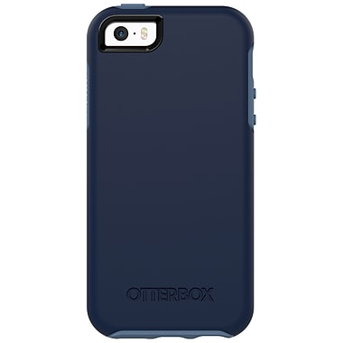 OtterBox Symmetry Series Case for iPhone 5/5S/Se, Blueberry (77-52965)