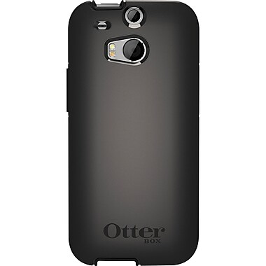 OtterBox – Étui de la collection Symmetry pour HTC One M8, noir (77-40003)