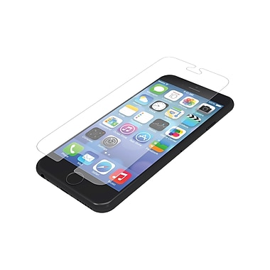 Zagg - Protecteur d'écran InvisibleShield GlassPlus pour iPhone 7 (IP7LGC-F0F)