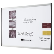 "Quartet® Dry - Erase Board, 18"" x 24"", Arc™ Frame: Magnetic"