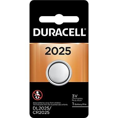 Duracell® - Pile DL2025B 3V au lithium