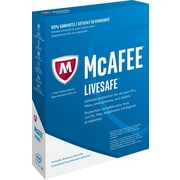 Intel Security McAfee LiveSafe 2017 Device Attach