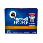 Maxwell House House Blend K-Comp 292g, 30/Pack
