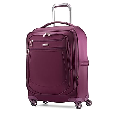 Mightlight 2 Spinner Carry-on Expansion, Grape Wine (75858-5469)