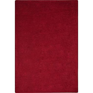 Joy Carpets Endurance, 12' x 15', Burgundy