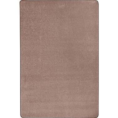 Joy Carpets - Tapis Endurance, 6 x 9 pi, taupe