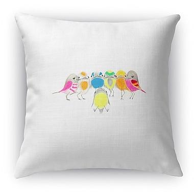 Kavka Savasana Workshop Throw Pillow