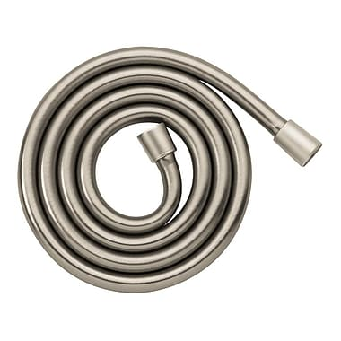 Hansgrohe Showerpower Techniflex 80'' Hand Shower Hose; Brushed Nickel