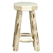 Montana Woodworks  Montana 24'' Bar Stool; Ready to Finish