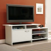 Home Loft Concepts Step One 52'' TV Stand; White