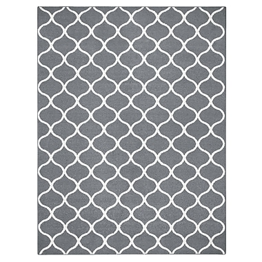 Maples Rugs Carissa Gray Area Rug; 7' x 10'