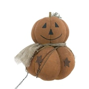 WingTaiTrading LED No Hat Pumpkin Stack Figurine