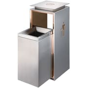 CosmopolitanFurniture 21 Gallon Pull Out/Under Counter Trash Can