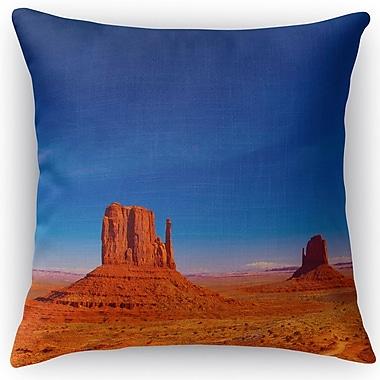 Kavka Monumental Throw Pillow; 18'' H x 18'' W x 5'' D
