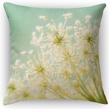 Kavka Popcorn Throw Pillow; 16'' H x 16'' W x 5'' D