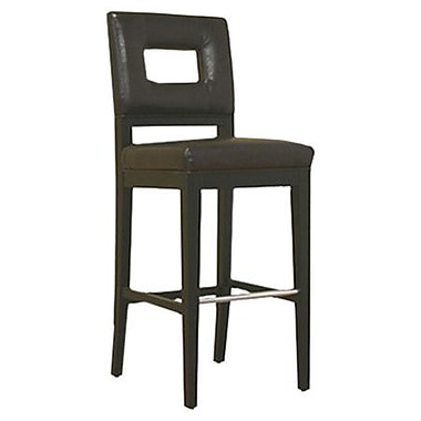 Brayden Studio 30'' Bar Stool; Brown