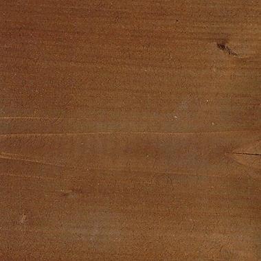 World Menagerie Piegan Pine Picnic Table; Mushroom Stain