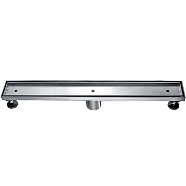 Alfi Brand Stainless Steel 3'' Grid Shower Drain