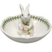 Portmeirion Botanic Garden Terrace Bunny Candy/Nut Bowl