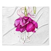 Ivy Bronx Clement Fleece Blanket; 90'' W x 90'' L