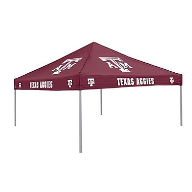 Logo Brands Collegiate Maroon Tent - Texas A and M