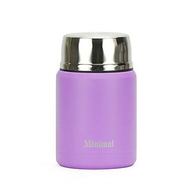 Minimal – Contenant à nourriture isolé, 500 ml, lavande