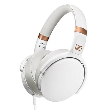 Sennheiser – Casque audio circum-auriculaire HD 4.30i, blanc (506812)