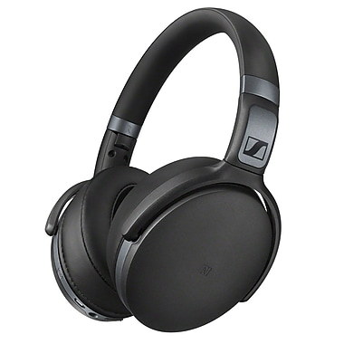 Sennheiser HD 4.40 BT Bluetooth Wireless Headphones, Black