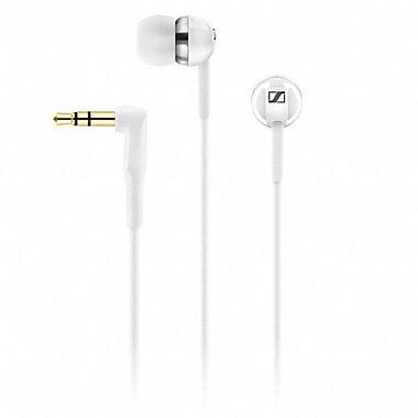 Sennheiser – Écouteurs intra-auriculaires CX 1.00, blanc (CX 1 WHITE)