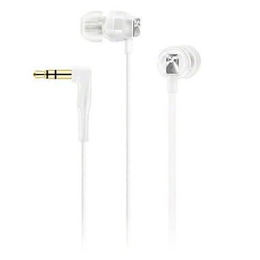 Sennheiser – Écouteurs intra-auriculaires CX 3.00, blanc (CX 3 WHITE)