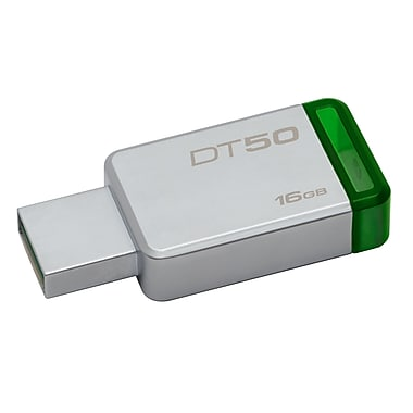 Kingston - Clé USB DataTraveler 50 USB 3.1, 16 Go (KC-U1N16-2V)