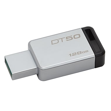 Kingston – Clé USB DataTraveler Micro 3.1, 128 Go (KC-U1N128-2V)