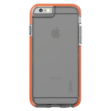 GEAR4 D3O IceBox Shock Case for iPhone 6 Plus/6S, Clear (IC6SL60D3)