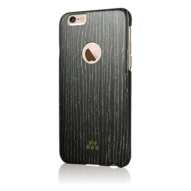 Evutec Wood S Series Case for iPhone 6 Plus/6S, Black Apricot (AP-655-CS-W35)