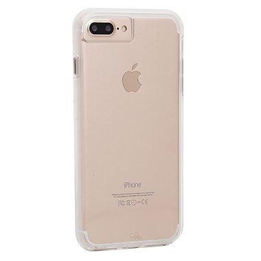 Case-Mate Naked Tough Case for iPhone 7 Plus, Clear (CM034752X)