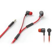 Borne – Écouteurs intra-auriculaires à isolation de bruit avec micro