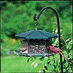 Homestead/Gardner Party Gazebo Hopper Bird Feeder (WYF078277038994) photo
